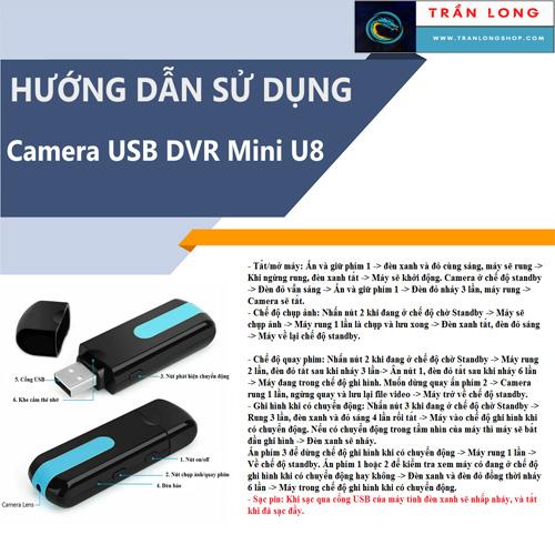 Camera ngụy trang USB U8
